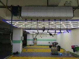 4S店洗车房玻璃钢格栅地沟盖板质量保证