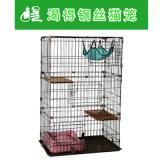 三层猫笼子_宠物猫笼子生产厂家_南通远扬