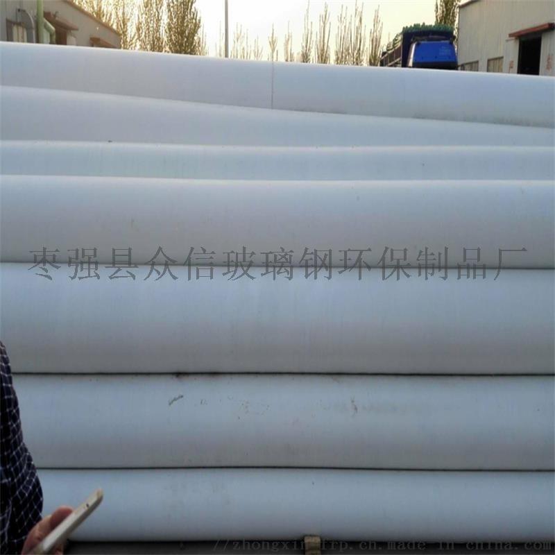 大批量现货供应玻璃钢管道 玻璃钢电缆保护管