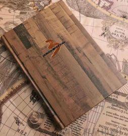 三五人生复古加厚日程手帐本记事本一天一页日记本