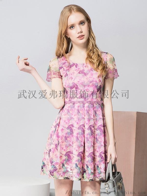 服装进货的经历【现货】璱妠品牌连衣裙