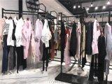 上海一線品牌唯弋折扣女裝直播貨源走份批發