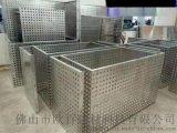 长期供应雨蓬铝单板 空调罩铝单板颜色任意可定做