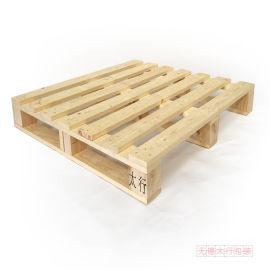 木托盘 无锡厂家直销四面进叉木栈板