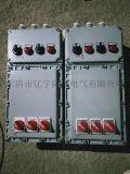 防爆配电箱 BXM- 6回路非标控制箱带转换开关