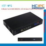 和成工控 HCIPC SD525-4L 2G+64G記憶體 4網網安整機、工控整機