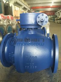 铸钢法兰球阀Q347Y-16C