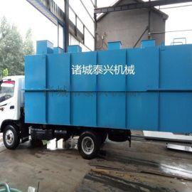 新型高效生活一体化污水处理设备