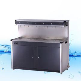 提供6龙头水之园按钮出水节能商务饮水机