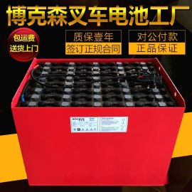 电动叉车电瓶合力现代龙工TCM电动叉车蓄电池