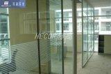 全景玻璃对拼 可做弧形单玻高隔间|赫高隔断 HG-28