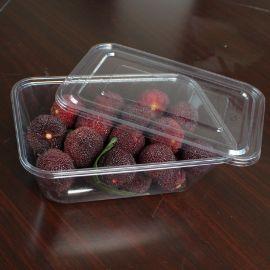 工厂直销500ml食品盒 透明盒 保鲜盒