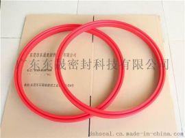 液压油缸密封件厂家DSH东晟聚氨酯U型密封圈产品批发