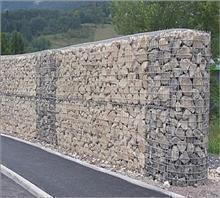 生态石笼网加固桥梁道路防护