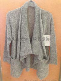 冬季優雅時尚保暖女開衫