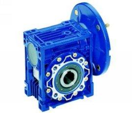语英优选RV50系列铝合金蜗轮蜗杆减速机