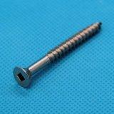 304不锈钢 四方孔纤维板螺钉