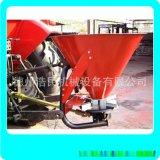 浩民機械600公斤鐵桶施肥機拖拉機揹負式撒肥機施肥器撒播機械