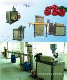 金屬絲包膠機鐵絲包塑機60塑料擠出機
