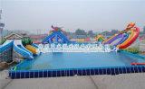 定做兒童教學支架游泳池