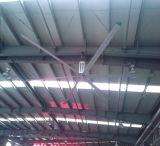 柳州瑞泰風工業大吊扇一次性解決降溫問題