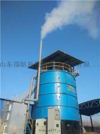 鸡粪发酵罐有机肥设备 福航密闭式有机肥设备