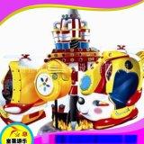 广场儿童游乐设备大眼飞机商丘童星游乐设备厂家销售