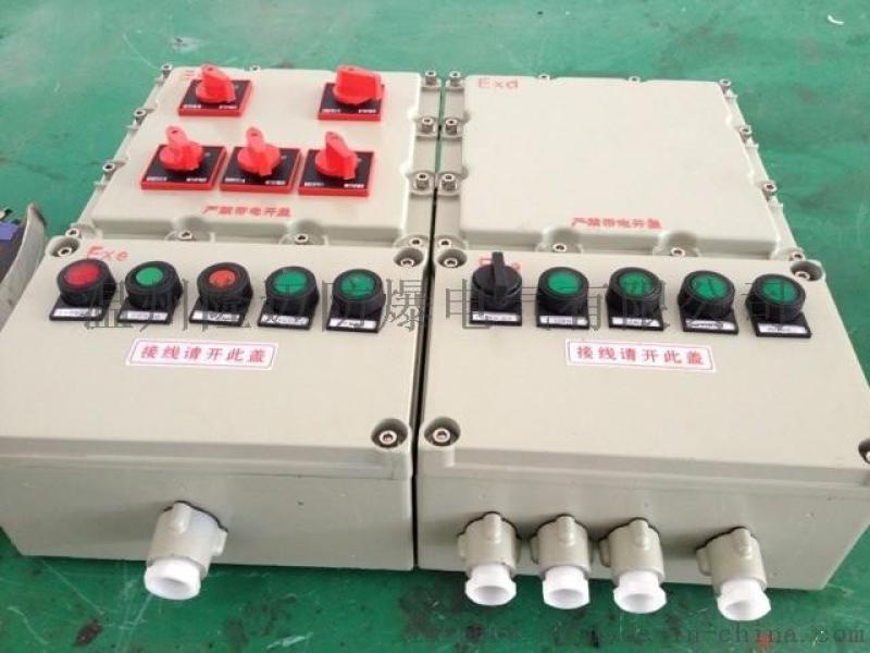 防爆配电箱 检修箱 控制箱生产制造