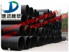 许昌HDPE增强型聚乙烯钢带波纹管厂家