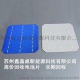 高品质电池片回收  蓝膜片回收 电池片回收