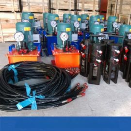 钢筋冷挤压套筒规格吉林钢筋冷挤压机连接设备