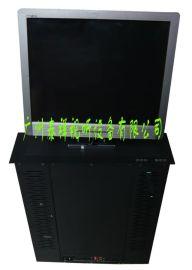 TXS系列双信号切换式升降器,双信号切换升降器,铝合金拉丝黑升降器,批发定制液晶屏升降器,专业定制液晶屏显示器升降器,铝合金拉丝银液晶屏升降器,隐藏式设备厂家