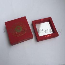 金币包装盒木质金币银币纪念币银行奖章礼盒