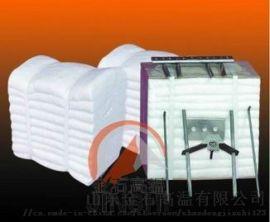 隧道窑保温、平顶窑保温等砖窑保温专用吊顶硅酸铝模块