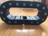 塑料拖链桥式机床用尼龙穿线电缆保护  链履带