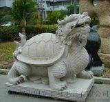 专业雕刻青石龙头龟驮碑