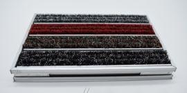 南京變形縫廠家直銷北京鋁合金防塵地毯