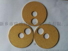 空气过滤铜烧结滤芯 粉末冶金滤网