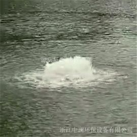 浙江中澜厂家直销ZL-YQA系列涌泉曝气机
