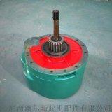 3T电动葫芦齿轮变速箱 _ 电动葫芦后肚