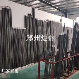 郑州炬鼎厂家直销高温炉加热棒等直径硅碳棒