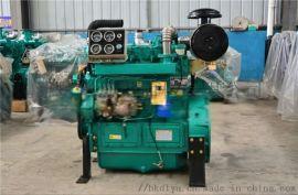 破碎机用固定动力柴油机R4105IZD68KW92  柴油发动机水冷带水箱空滤
