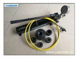进口超高压手动泵压力70MPA到400MPA