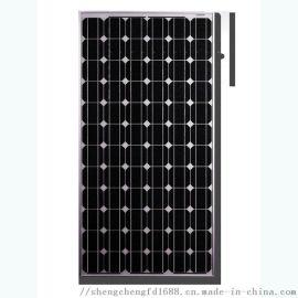 150w单晶家用太阳能电池板光伏太阳能电池板厂家