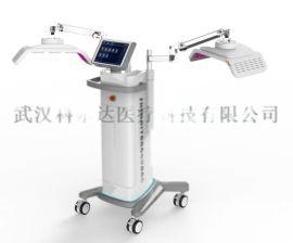 美容院红蓝光治疗机,双头医用红蓝光治疗仪