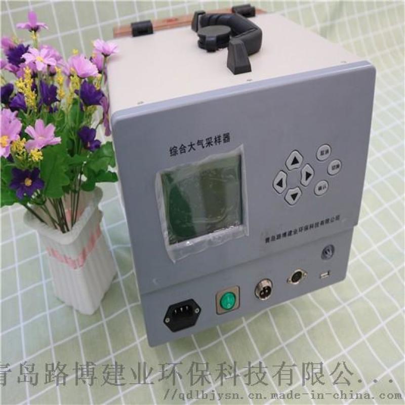 河北邯郸环保局使用双路恒温恒流大气采样器