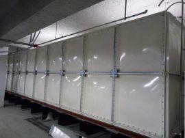 异形水箱 玻璃钢拼装水箱 装配式水箱作用