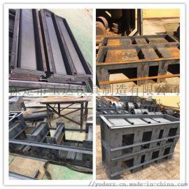 玉达电缆槽模具生产效率高 水泥电缆槽模具加工