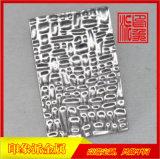 鳄鱼纹不锈钢压纹板装饰材料厂家