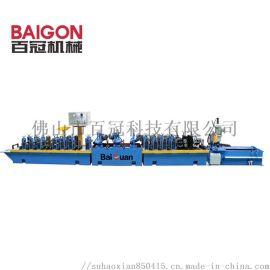 广东广东佛山不锈钢焊管机 异型焊管机组制管机械